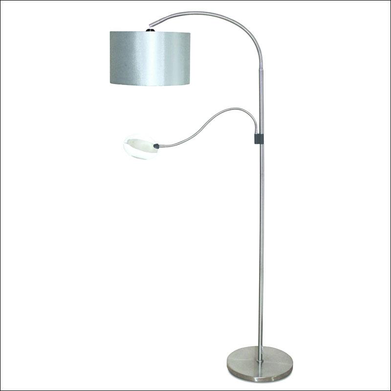 lampe vogue sur pied daylight dl e31707 sur broderies et compagnie. Black Bedroom Furniture Sets. Home Design Ideas