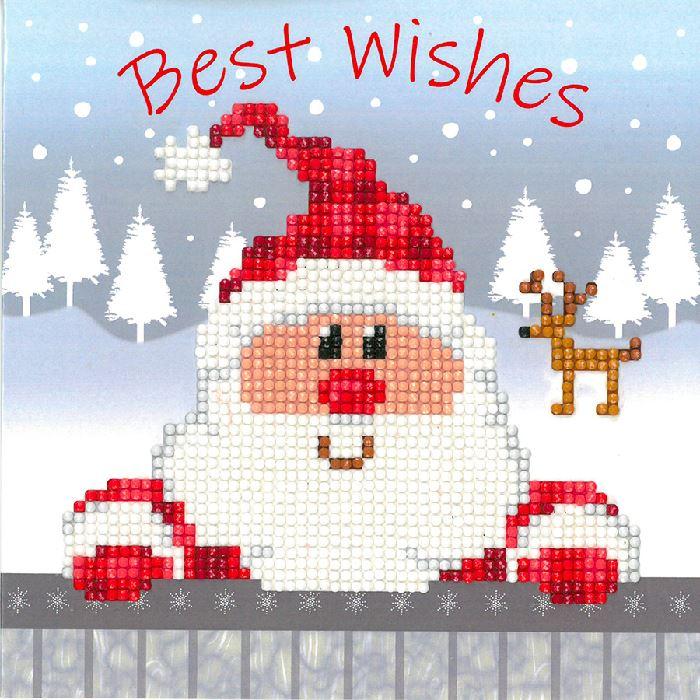 25 cartes de Noël Noël félicitations cartes avec des motifs de Noël